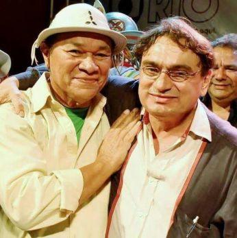 Marcus Lucenna e Dominguinhos