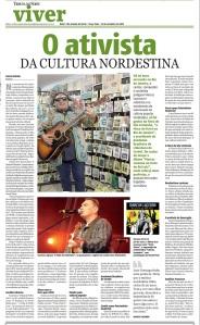 Marcus Lucenna sobre cordel e a Mala do Folheteiro
