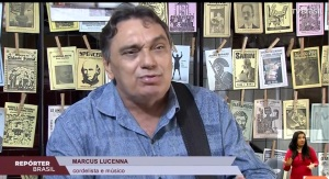 Marcus Lucenna fala sobre cordel patrimônio