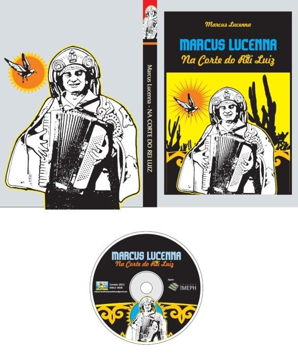 Marcus Lucenna na Corte do Rei Luiz