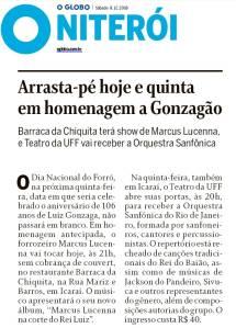 Marcus Lucenna nO Globo Niterói